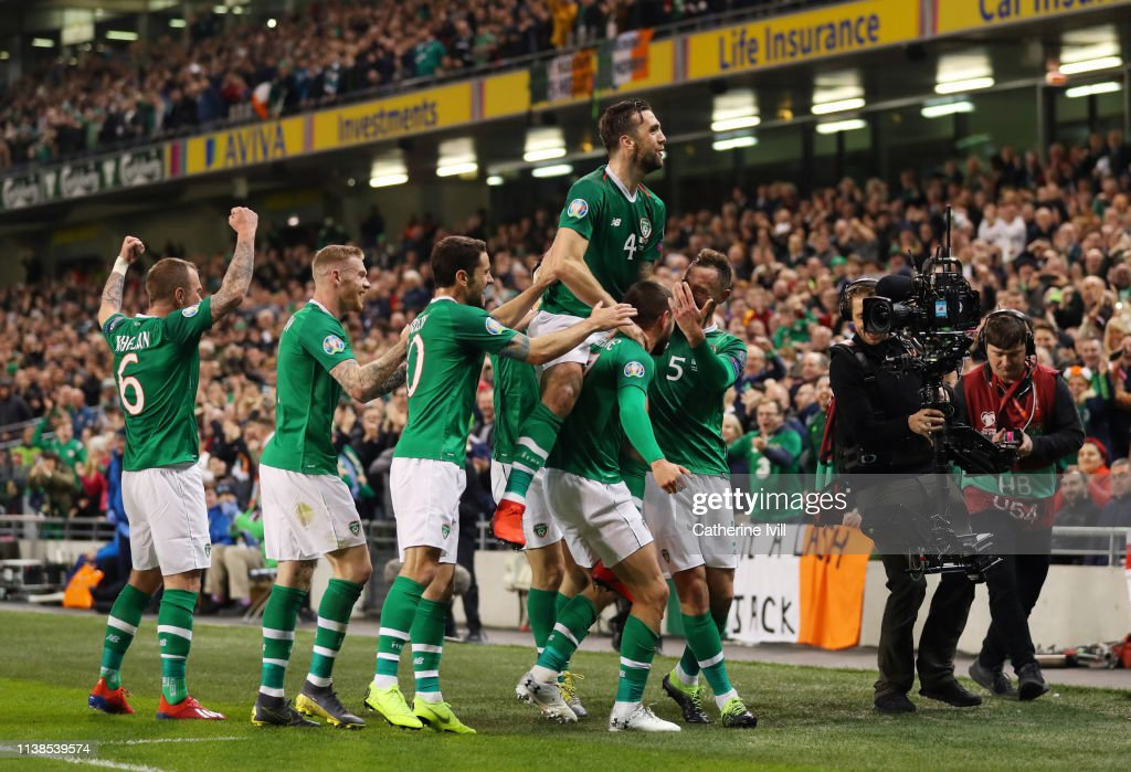 Republic of Ireland v Georgia - UEFA EURO 2020 Qualifier : News Photo