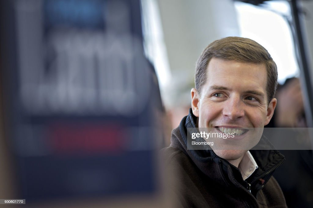 Democratic U.S. House Of Representatives Candidate Conor Lamb Attends Rally For Union Workers