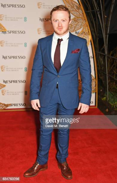 Conor Macneill attends the BAFTA nominees party hosted by Nespresso at Kensington Palace on February 11 2017 in London England