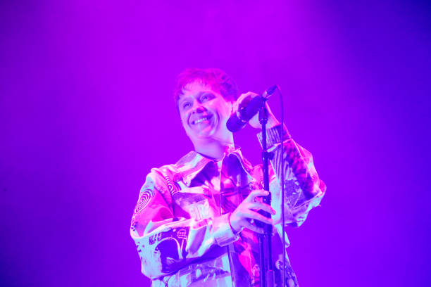 GBR: Nothing But Thieves Performs At Motorpoint Arena Nottingham