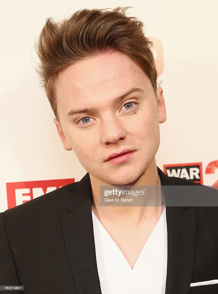 Conor Maynard attends the EMI & War Child Brits Aftershow Party at 02 Arena on February 20, 2013 in London, England.