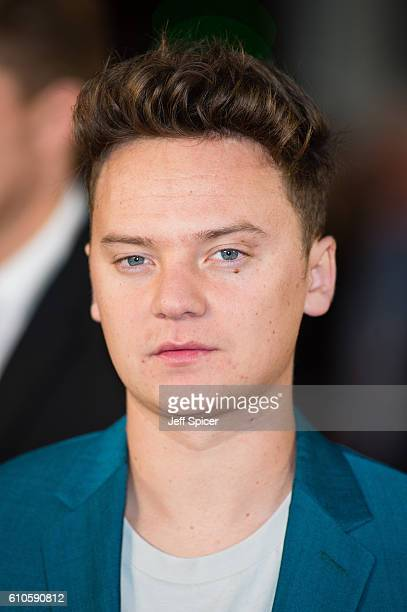 Conor Maynard attends the Laid In America World Premiere at Cineworld 02 Arena on September 26 2016 in London England