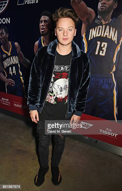Conor Maynard attends the NBA Global Game London 2017 after party at The O2 Arena on January 12 2017 in London England