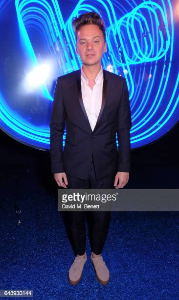 Conor Maynard attends The Warner Music Ciroc Brit Awards After Party on February 22 2017 in London England