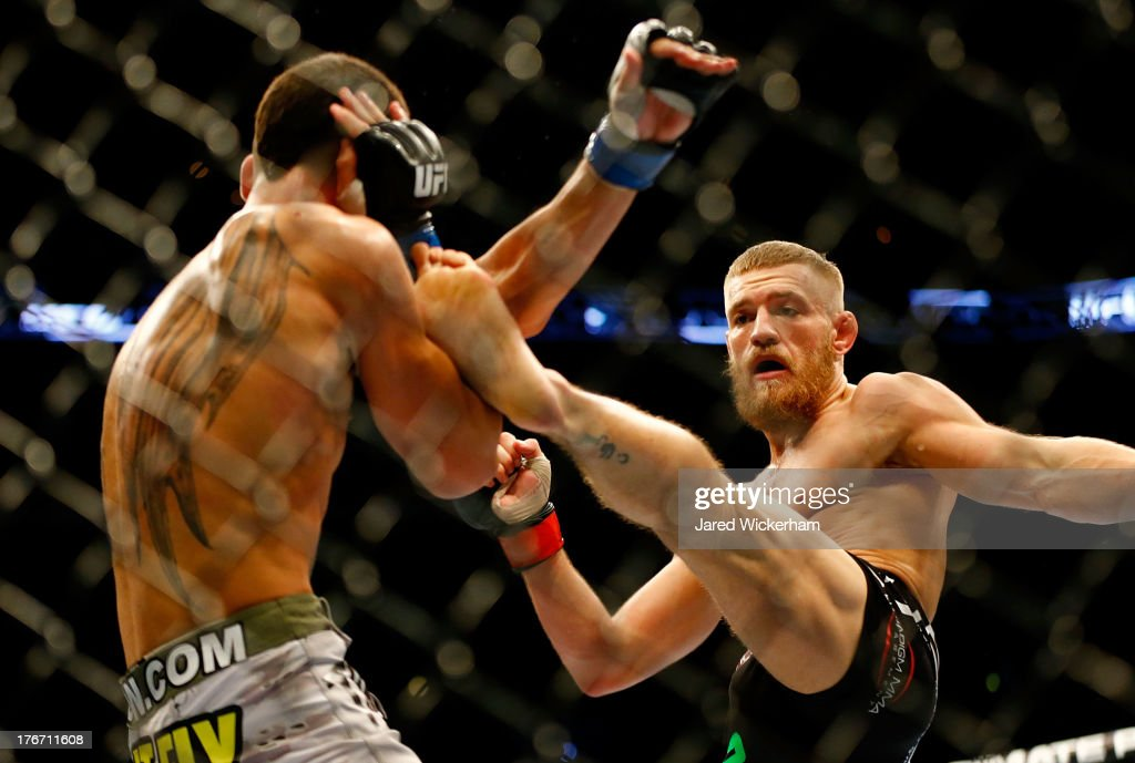 UFC Fight Night: McGregor v Holloway : News Photo