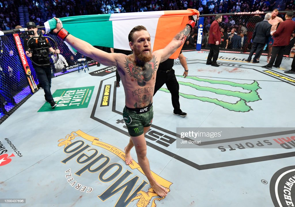 UFC 246: McGregor v Cowboy : News Photo