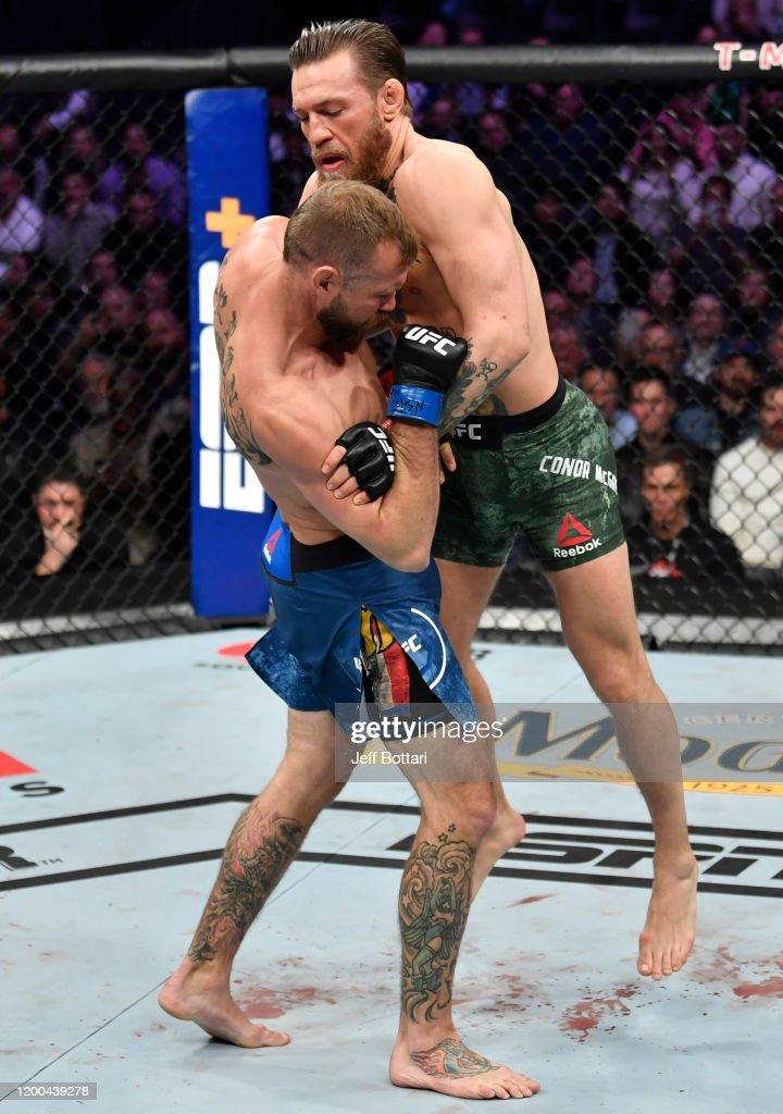 UFC 246: McGregor v Cowboy : ニュース写真