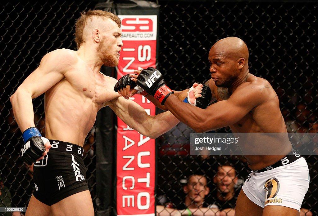 UFC Stockholm 2013: Brimage v McGregor : News Photo