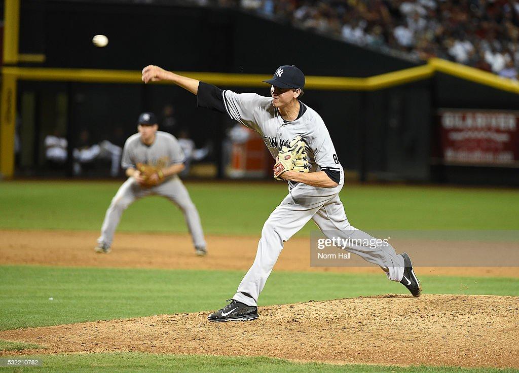 New York Yankees v Arizona Diamondbacks : News Photo