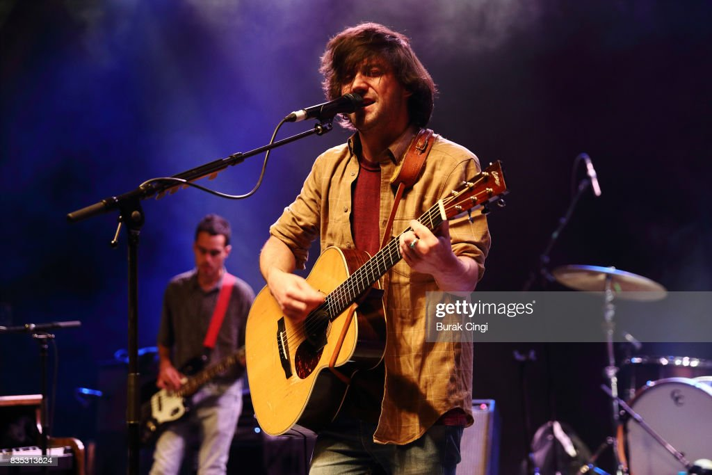 Conor Oberst performs at O2 Shepherd's Bush Empire on August 18, 2017 in London, England.