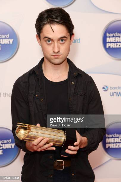 Conor O'Brien of Villagers attends the Barclaycard Mercury Prize shortlist announcement at The Hospital Club on September 11 2013 in London England