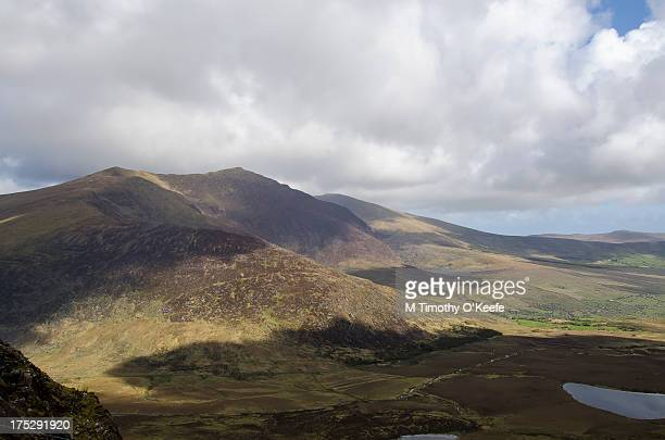 conor pass dingle ireland - conor stock pictures, royalty-free photos & images