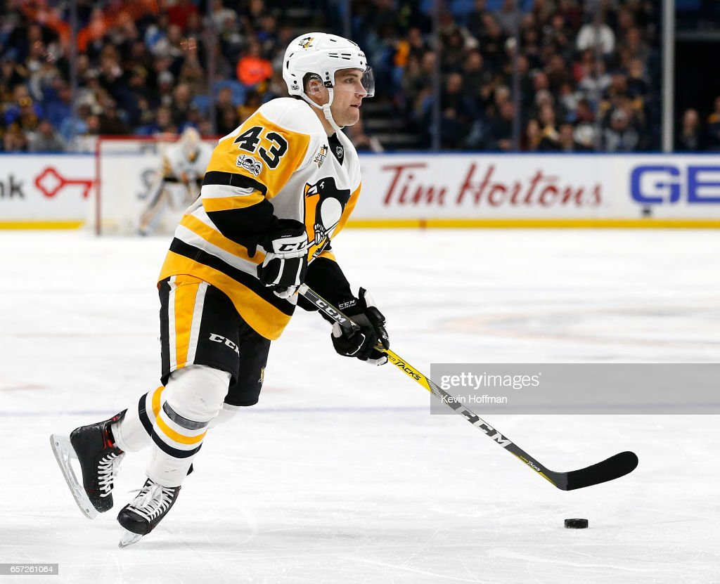 Pittsburgh Penguins v Buffalo Sabres : News Photo