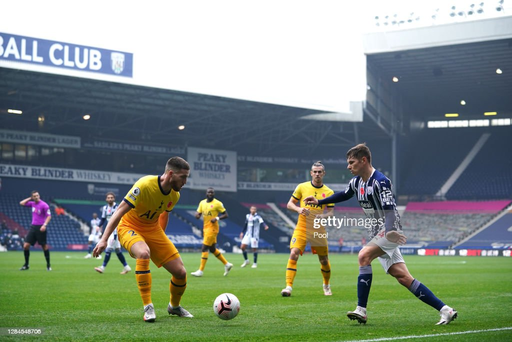 West Bromwich Albion v Tottenham Hotspur - Premier League : News Photo