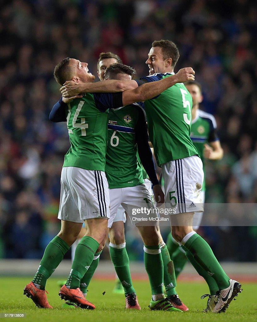 Northern Ireland v Slovenia - International Friendly