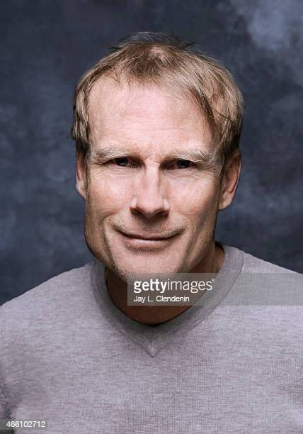 Conrad Anker is photographed for Los Angeles Times at the 2015 Sundance Film Festival on January 24 2015 in Park City Utah PUBLISHED IMAGE CREDIT...