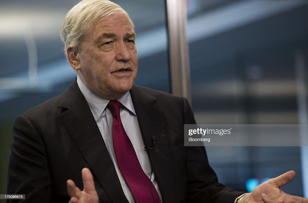 Conrad Black, former chief executive officer of Hollinger ...