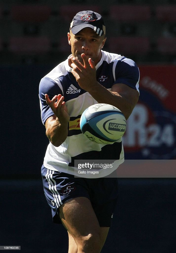 Super Rugby: Stormers Captains Run