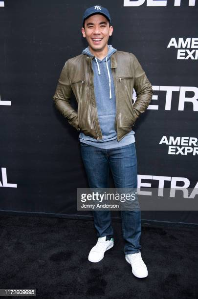 Conrad Ricamora attends the Broadway Opening Night of Betrayal at The Bernard B Jacobs Theatre on September 5 2019 in New York City