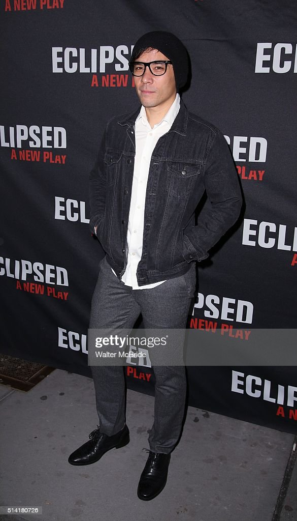 """""""Eclipsed"""" Broadway Opening Night - Arrivals & Curtain Call : News Photo"""