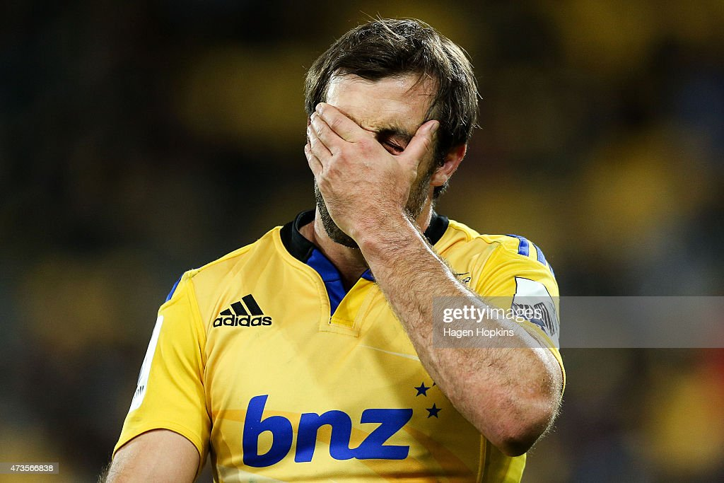 Super Rugby Rd 14 - Hurricanes v Chiefs : News Photo