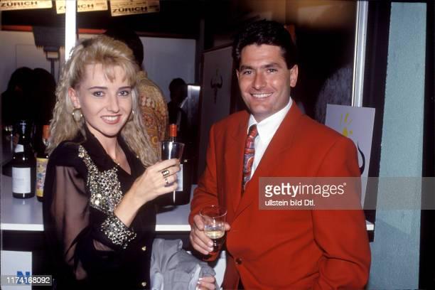 Conradin und Marianne Cathomen 1993