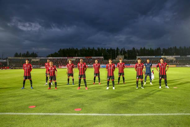JPN: Consadole Sapporo v Sanfrecce Hiroshima - J.League YBC Levain Cup Group C