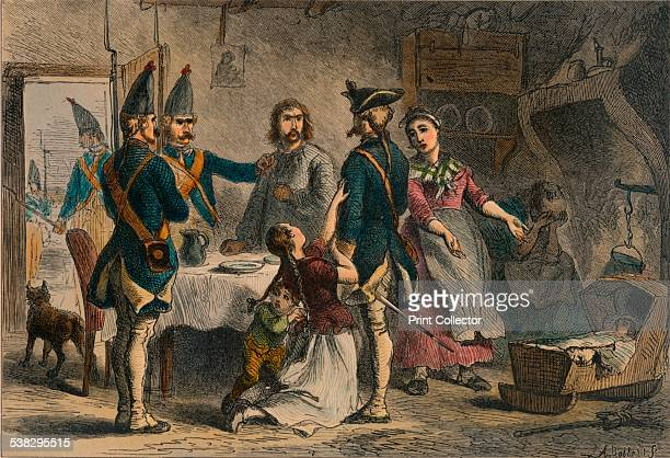 Conscription of German Soldiers for Service in America c19th century The Hessians were 18thcentury German auxiliaries contracted for military service...