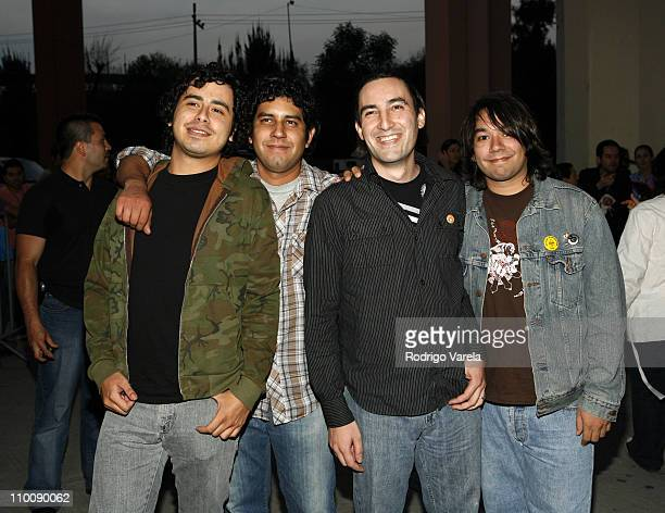 Conseco during MTV Video Music Awards Latin America 2006 - Red Carpet at Palacio de los Deportes in Mexico City, Mexico.