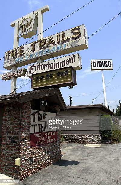 Conservationists want to save The Trails Restaurant at 2519 Huntington Drive in Duarte as an important part of Route 66 history Many nearby residents...