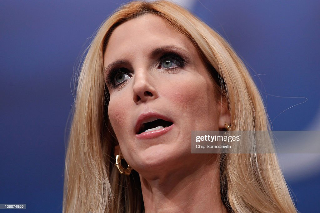 Leading Conservatives, Presidential Candidates Speak At CPAC Gathering : News Photo