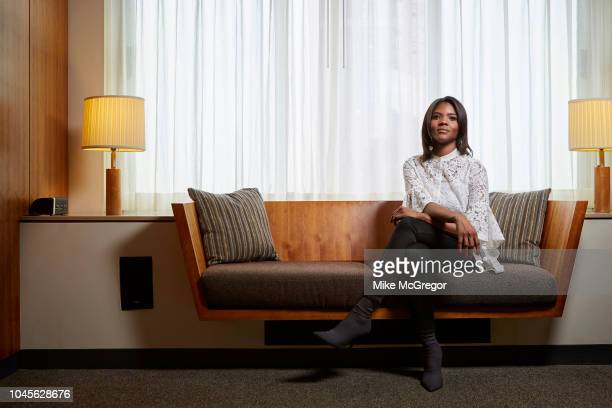 Conservative commentator Candace Owens is photographed for The London Times on May 28 2018 in New York City PUBLISHED IMAGE