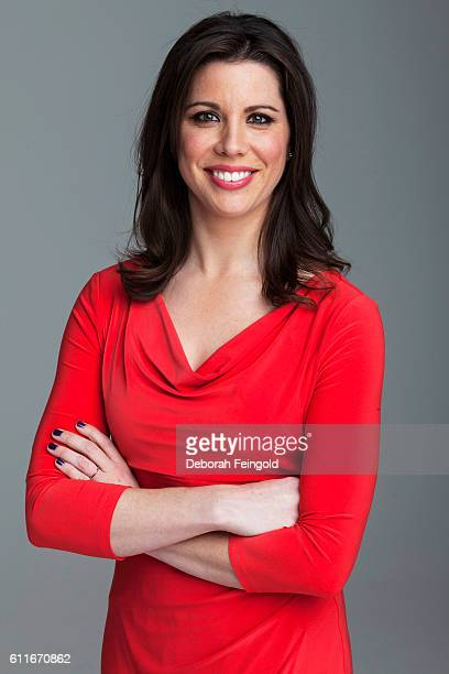 Conservative journalist and news commentator Mary Katharine Ham January 13 2015 in New York City New York