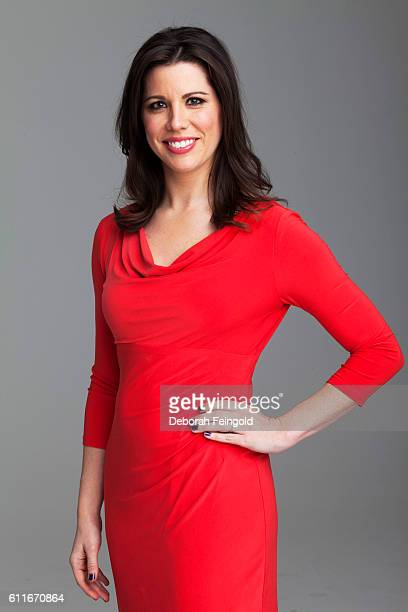 Conservative journalist and news commentator Mary Katharine Ham photographed on January 13 2015 in New York City New York