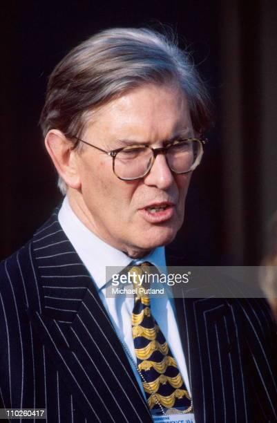 Conservative MP Bill Cash, London, 1996.