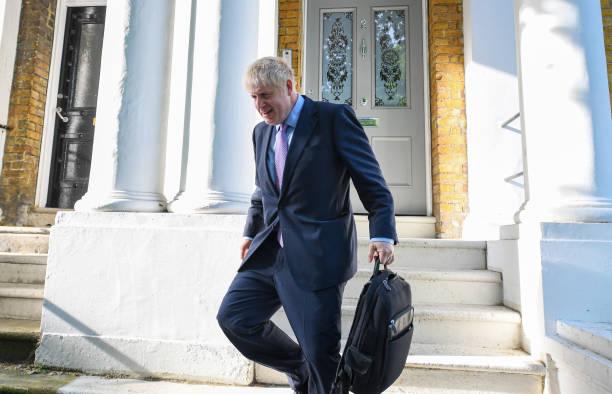 GBR: Tory MPs Jockey For Leadership