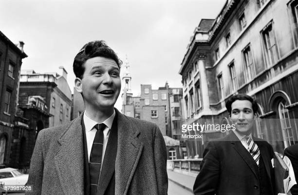 Conservative MP for Smethwick, Peter Griffiths, London, 16th February 1965.