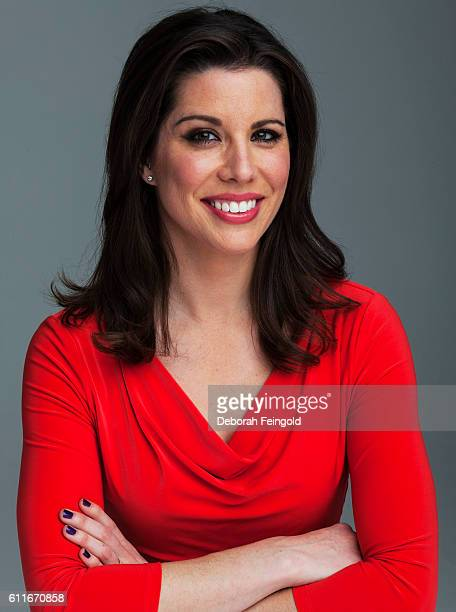 Conservative news journalist and commentator Mary Katharine Ham in New York City New York