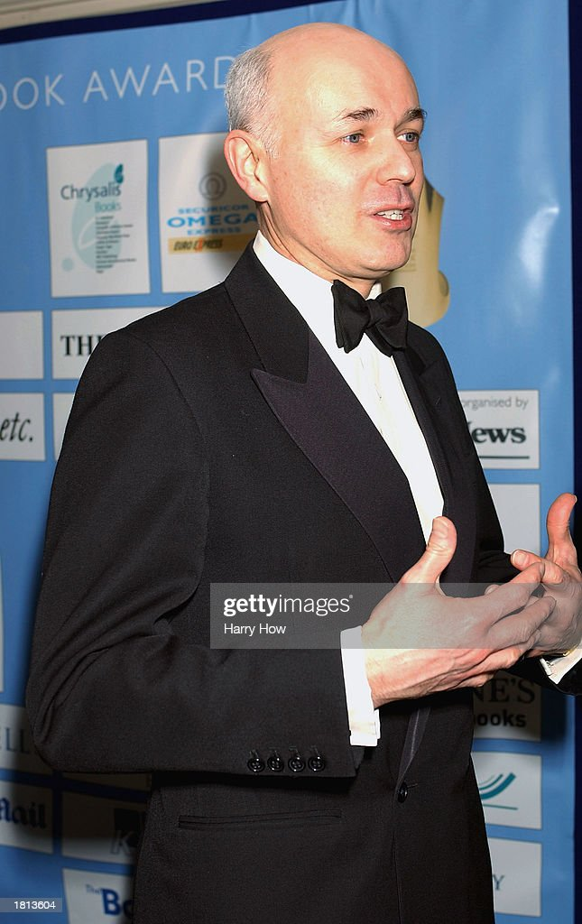 Conservative Party Leader Iain Duncan Smith arrives at the