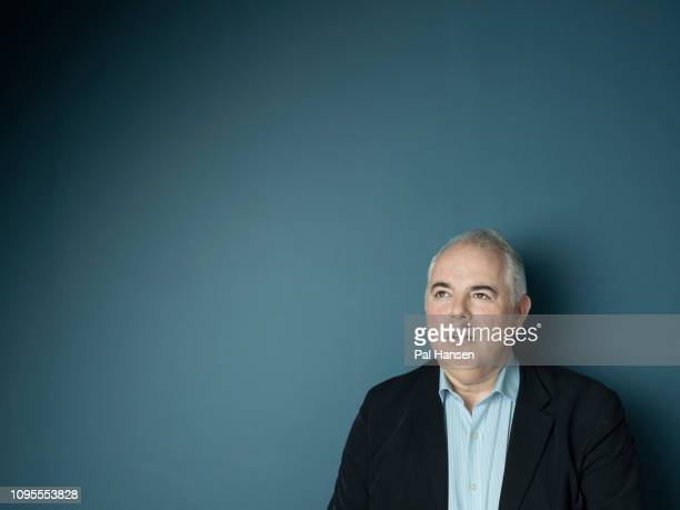 Conservative party politician Richard Bacon is photographed for the Planner magazine on October 24 2018 in London England