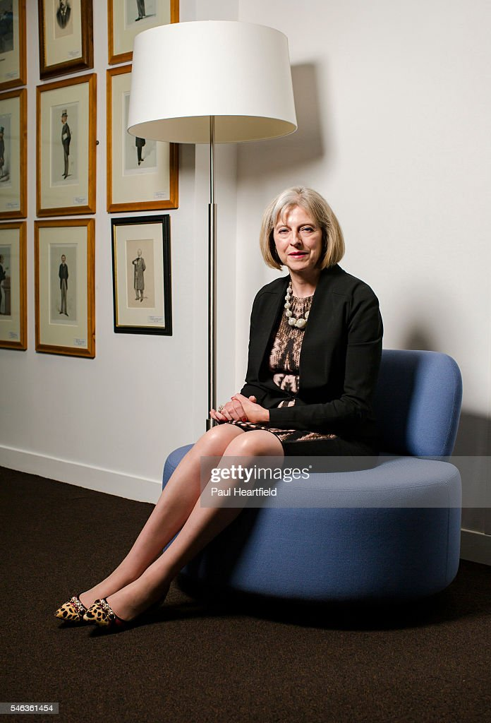 Teresa May, House magazine UK, 2013