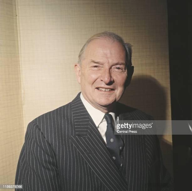 Conservative politician Selwyn Lloyd the MP for Wirral circa 1970