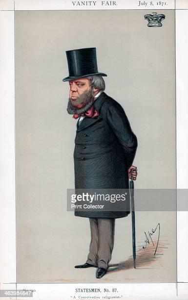 'A Conservative religionist' 1871 John SpencerChurchill 7th Duke of Marlborough was a British Conservative statesman He held the offices of Lord...