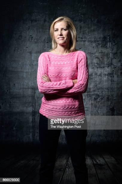 Conservative talk radio host Laura Ingraham is getting her first prime time news show on FOX. She is photographed in McLean, Virginia on October 14,...