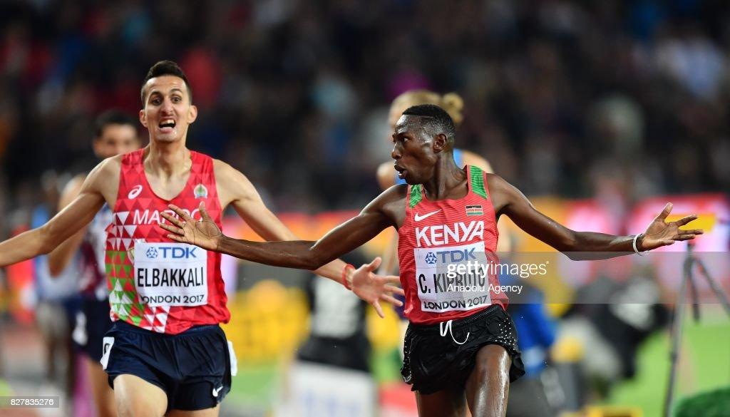IAAF Athletics World Championships London 2017 : News Photo
