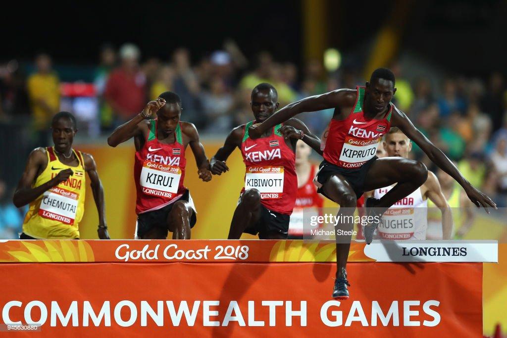 Athletics - Commonwealth Games Day 9 : News Photo
