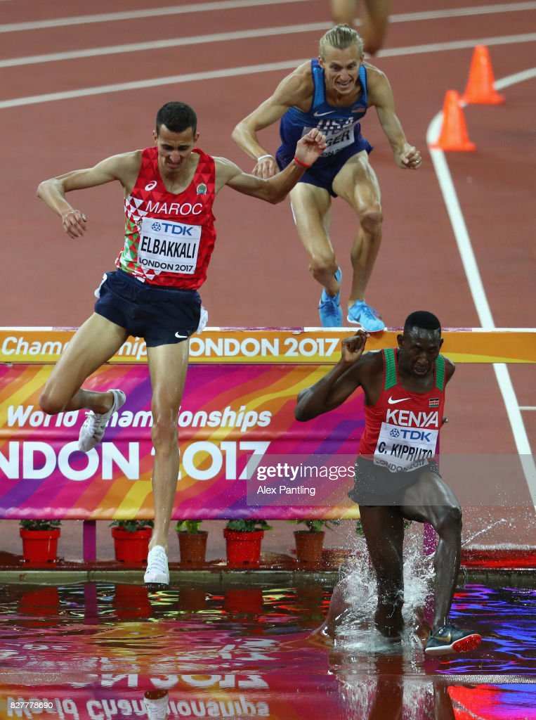 16th IAAF World Athletics Championships London 2017 - Day Five : News Photo