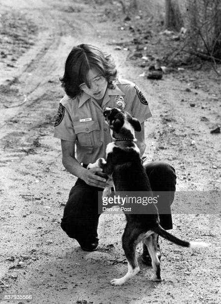Considering herself a humanitarian not a dog catcher Janet Werch has a genuine liking for the animals she meets in acting as an animal control...