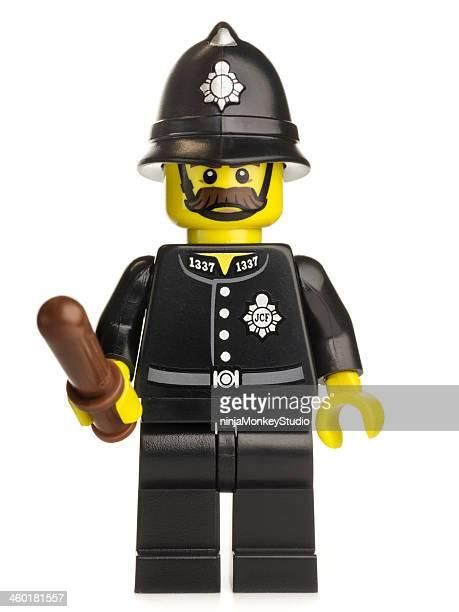 Constable Lego Mini-Abbildung