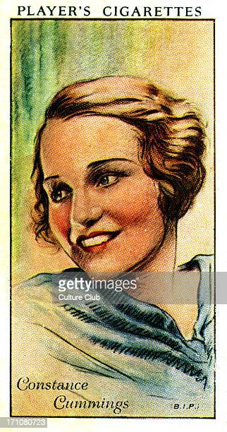 Constance Cummings Americanborn British screen and stage actress 15 May 1910 – 23 November 2005